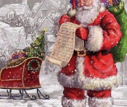 Poesia di Natale   G. Fracassi  Le filastrocche del Regno della Fantasia